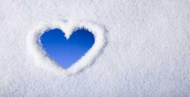 corazon en facebook