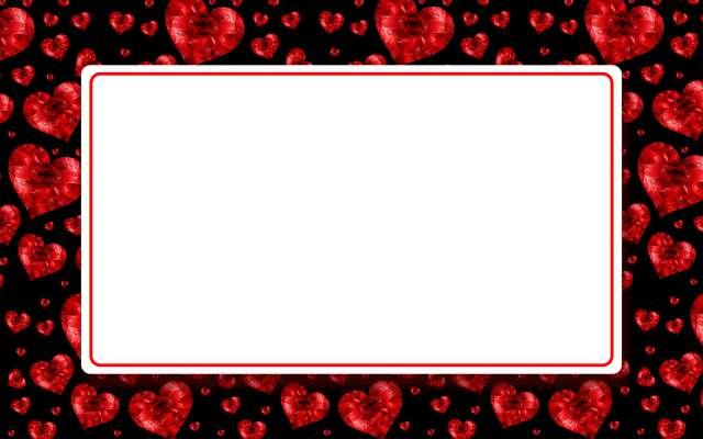 Tarjetas De Amor Para Imprimir 300 Plantillas Gratis